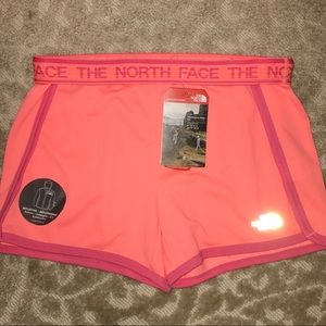 North Face G Pulse Performance Shorts